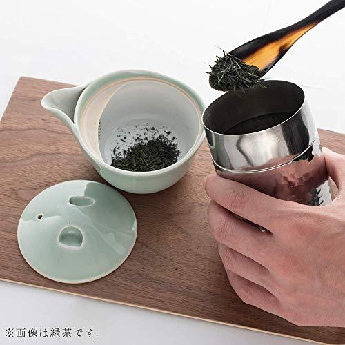 京都祇園北川半兵衛煎茶茶葉葵100g