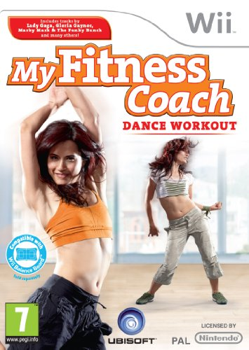 My fitness coach : dance workout [import anglais]