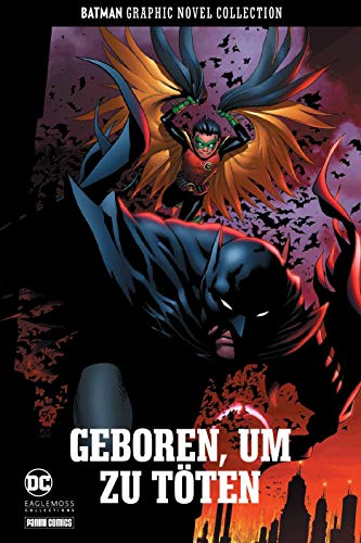 Batman Graphic Novel Collection: Bd. 3: Geboren, um zu töten