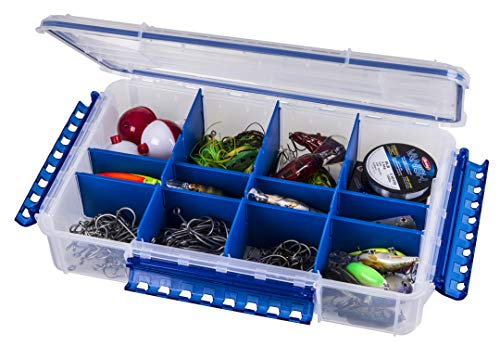 WP5012 Ultimate Waterproof Tuff Tainer - Double Deep - 16 Compartments (Includes (5) Zerust Dividers)