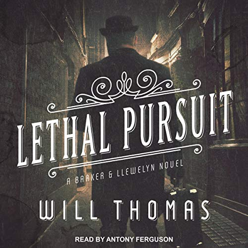 Lethal Pursuit cover art