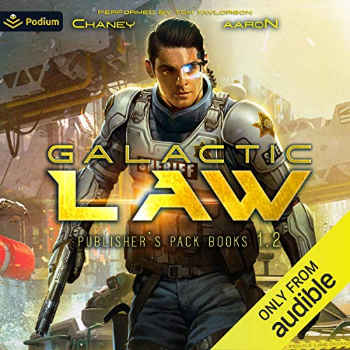 Galactic Law: Publisher's Pack Titelbild