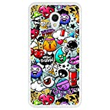 Hapdey Phone Case for [ Meizu MX6 ] design [ Abstract,
