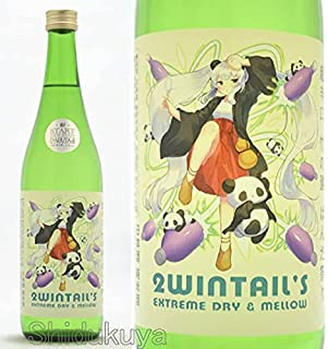 竹の園 ぱんだ祭り 超辛口純米酒 ツインテールズ 720ml【通常便発送】