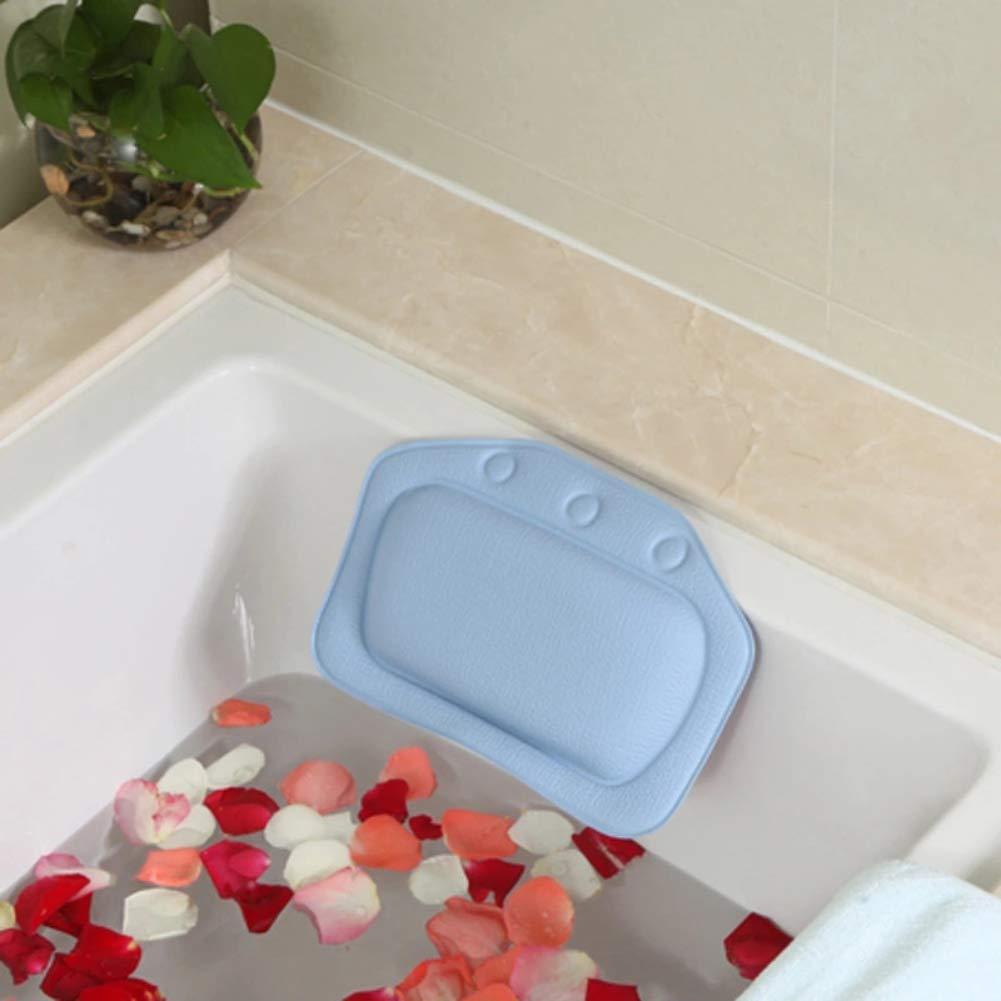 Patgoal Spa Shipping included Bath Pillows Bathtub Cushion Directly managed store Soft Ergonomic