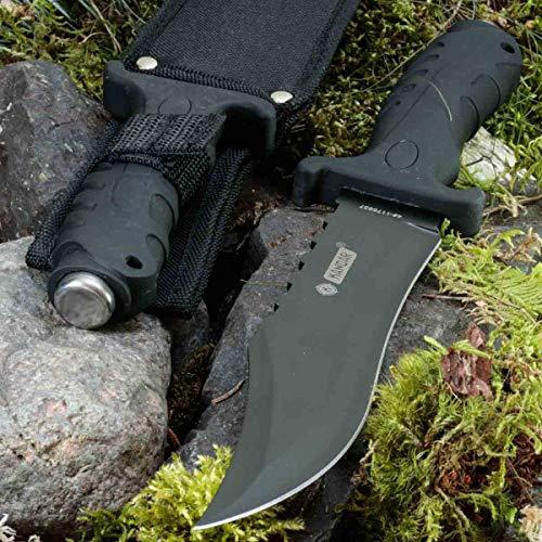 KanDar 3012B • FESTSTEHENDE Messer JAGDMESSER • Gesamtlänge: 327mm • FTM-de.