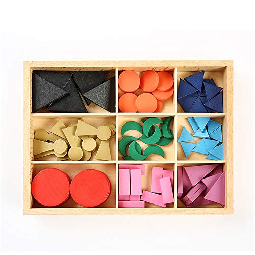 SUCHUANGUANG Montessori Sprache Spielzeug Holz Grammatik Symbole Sprachübungen Spielzeug Holz