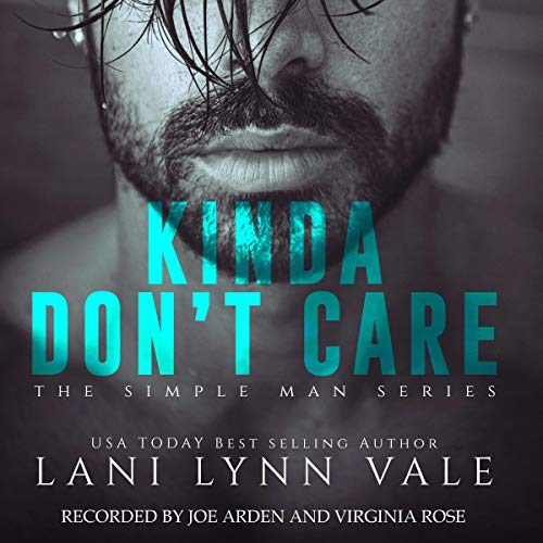 Kinda Don't Care audiobook cover art
