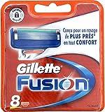 Gillette Fusion, 8 Têtes