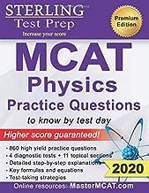 Best mcat physics questions Reviews