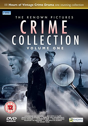 The Renown Crime Collection Volume 1 [DVD]