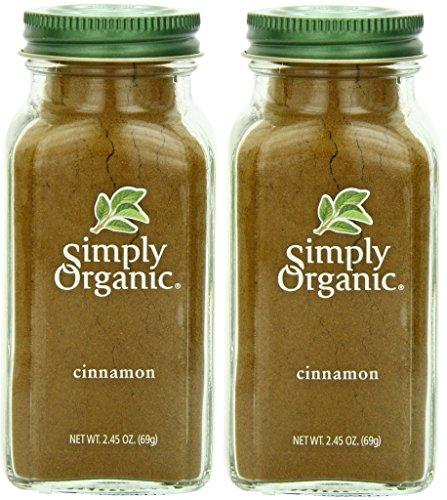 Simply Organic Cinnamon Ground