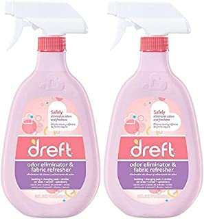 Dreft Fabric Refresher & Odor Eliminator - 22 oz - 2 pk