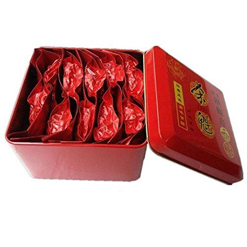 155g (0.34lb) 10 Sätze überlegene gesunde chinesische Milch Oolong-Tee, Milch TieGuanYin Tee, grüne Nahrungsmittelgeschenk-Verpackung Eisendosen Verpackung , der Tee grünen Tee abnimmt