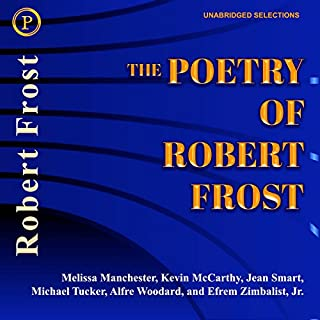 The Poetry of Robert Frost cover art