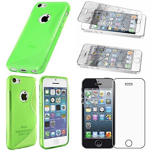ebestStar - Funda Compatible con iPhone SE 5S 5 Carcasa Gel Silicona...