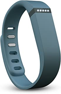 Fitbit Flex Wireless Activity + Sleep Wristband, Slate, Small/Large