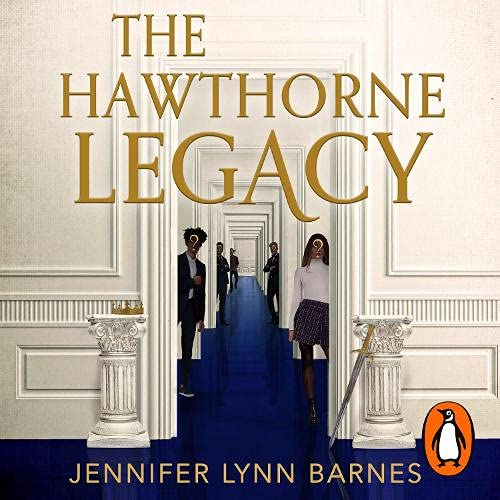 The Hawthorne Legacy cover art