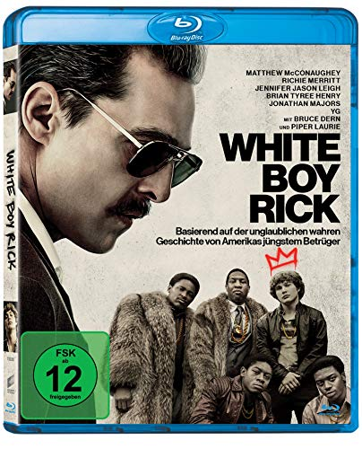 White Boy Rick [Blu-ray]