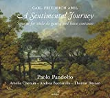 Carl Friedrich Abel: Sonatas For Viola Da Gamba & BC...