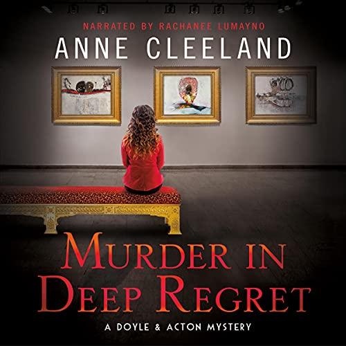 Murder in Deep Regret cover art