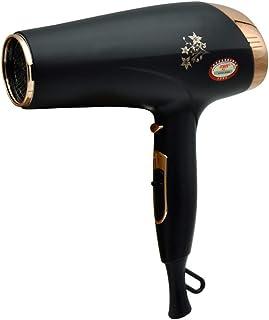 Secador de pelo profesional Secador de pelo de viaje 2200W de potencia 2 velocidades y temperaturas secado rápido más ligero y ergonómico boquilla concentradora incluida cómodo de llevar de viaje