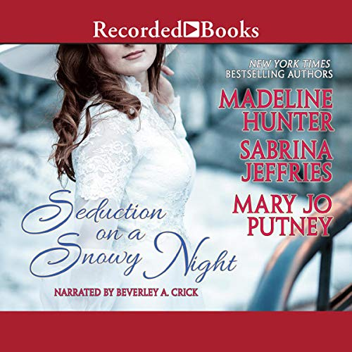 Seduction on a Snowy Night cover art