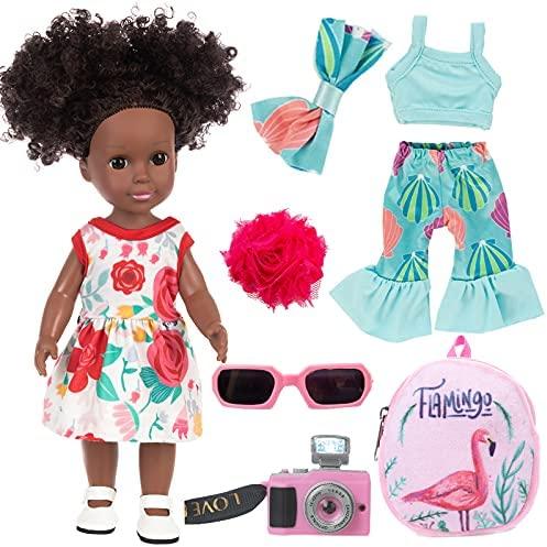 Real baby dolls black