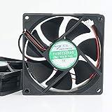 FidgetFidget TX9025L18S DC 18V 0.14A Fans Refrigerator Thermostat Cabinet Cooling Fan 2pin