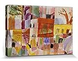1art1 Paul Klee - Rote Und Gelbe Häuser In Tunis, 1914