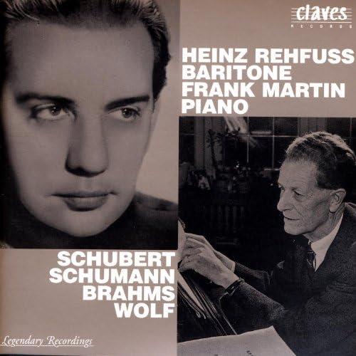 Heinz Rehfuss & Frank Martin