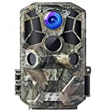 Best Wildlife Cameras - Victure WiFi Wildlife Camera 30MP 1296P Night Vision Review