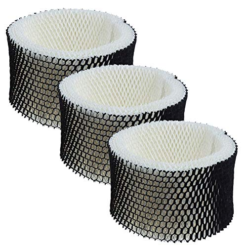 Colorfullife 3 Pack Filters Compatible with Holmes & Sunbeam Humidifier Filter A,Replacement Parts HWF62 HWF62CS HWF62D (3)
