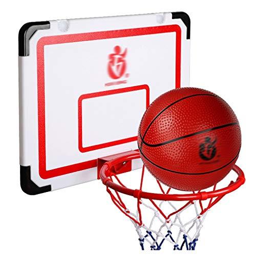 LZL Puede lanzar la séptima Bola de Baloncesto Hoop Mini Wall Basketball GOL Tablero de Tablero de Tablero de Juguetes de Interior para niños para niños. (Color : A)