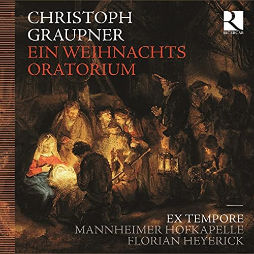 Ex Tempore, Florian Heyerick & Mannheimer Hofkapelle
