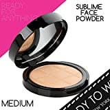 Ready To Wear Sublime Powder Face Protecting Powder Made In Italy (MEDIUM)