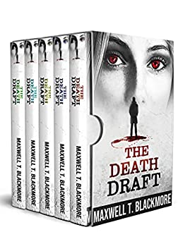 The Death Draft Box Set (Christina Avery Series - Books 1-5) (English Edition) van [Maxwell T. Blackmore]