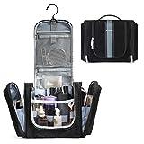 BAGSMART Hanging Toiletry Bag Travel Large Wash Bag Waterproof Cosmetic Bag makeup organizer