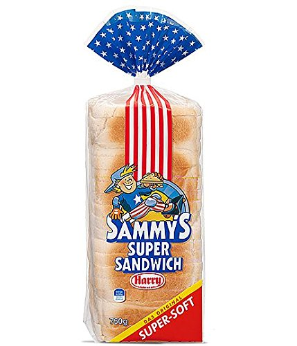 Harry Brot Sammy's Super Sandwich 10 Packungen a 750g