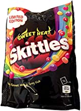 Skittles Limited Edition Sweet Heat candy pouch 152g (Pack of 10)