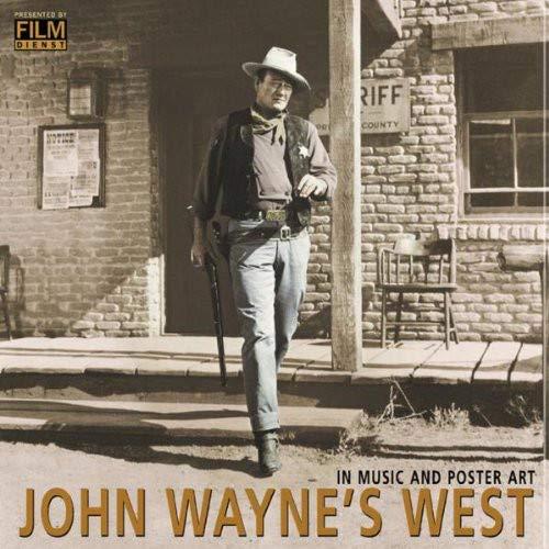 John Waynes West in Music and Poster Art