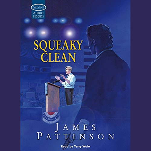 Squeaky Clean audiobook cover art