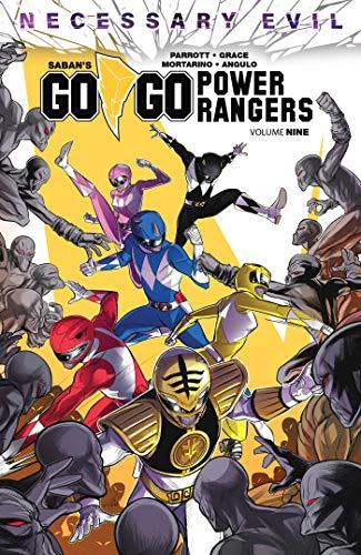 Saban's Go Go Power Rangers Vol. 9 (9)