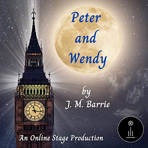 Peter and Wendy Audiobook By J. M. Barrie cover art