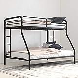 Best Twin Over Queen Bunk Bed - Nadim Handicraft Twin Over Metal Bunk Bed Without Review
