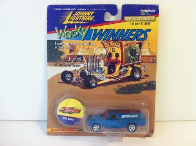 Johnny Lightning Wacky Winners Limited Edition Series No. 1 Draggin Dragon Car by Johnny Lightning