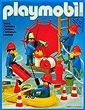 Playmobil 3491 Vintage Bomberos del fuego año 1980