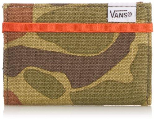 Vans - Borsa VWCYCXM Unisex - Adulto, Multicolore (Camo)