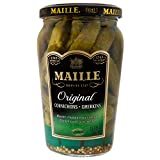 Maille Pickles Cornichons Original 14 oz, Pack of 12