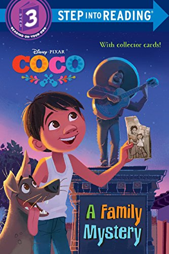 A Family Mystery (Disney/Pixar Coco) (Coco: Step into Reading, Level 3)